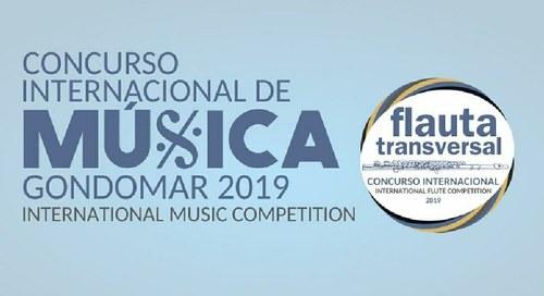 Concurso Internacional de Música Gondomar 2019