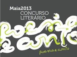 CONCURSO LITERÁRIO MAIA 2013