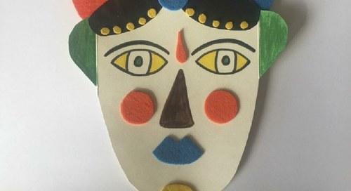 Construção de uma Máscara
