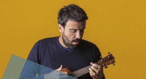 Conta-me Histórias... com Miguel Araújo
