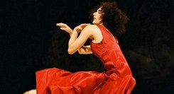 Cristiana Morganti / Moving with Pina