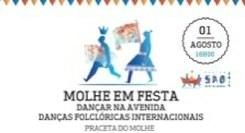 Dançar na Avenida - Danças Folclóricas Internacionais