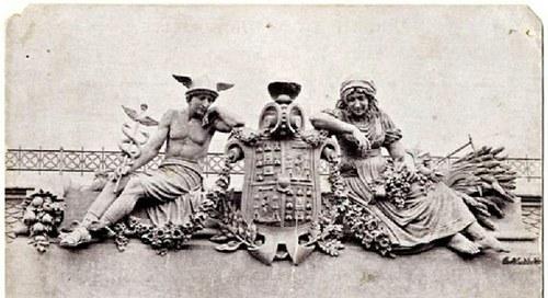 De Mercúrio a Ícaro - Mitologia na Cidade