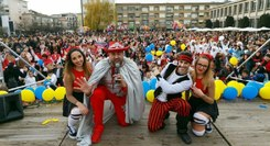 Desfile de Carnaval Santo Tirso
