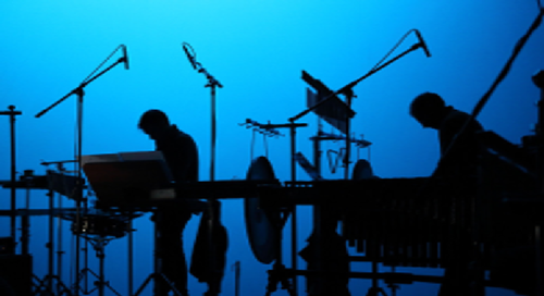 """Drumming G.P. - """"Archipelago"""" - Concerto"""