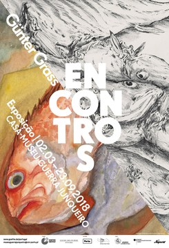 """Encontros"", de Günter Grass - Visita comentada"