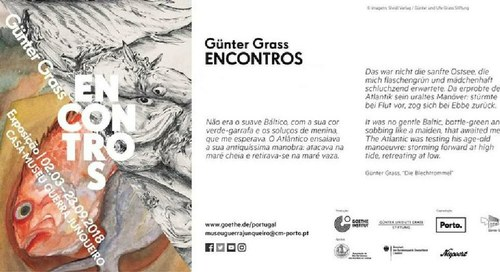 """Encontros"" de Günter Grass | Visita Orientada"