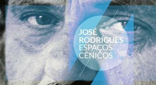 """""""Espaços Cénicos"""" de José Rodrigues"""