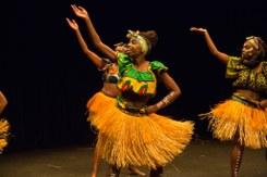 Dança Africana Batoto Yetu Portugal