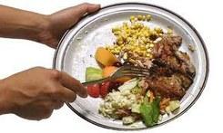 De passagem...pelo desperdício alimentar