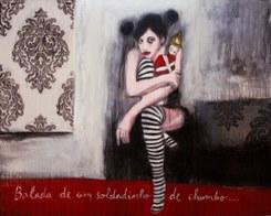 Pintura de Teresa Silva e Paulo Capelo Cardoso