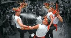Macau é um espetáculo. As artes nas ruas de Macau