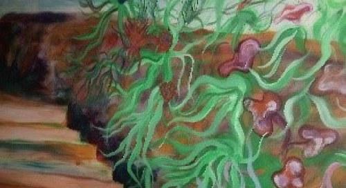 Pintura de Lopes Cruz
