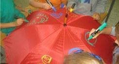 Que guardam os guarda-chuvas?