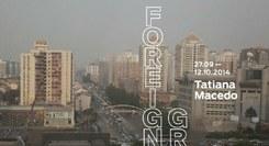 Foreign Grey, de Tatiana Macedo