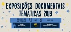 Exposições Biblioteca do Anis Estrelado e Biblio.Juv – Abril 2019