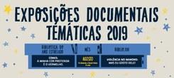 Biblioteca do Anis Estrelado e Biblio.Juv – Agosto 2019