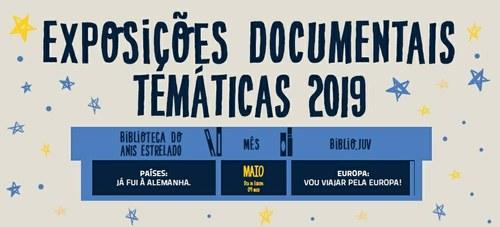 Biblioteca do Anis Estrelado e Biblio.Juv – Maio 2019