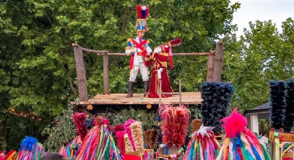 Festa da Bugiada e Mouriscada do S. João de Sobrado