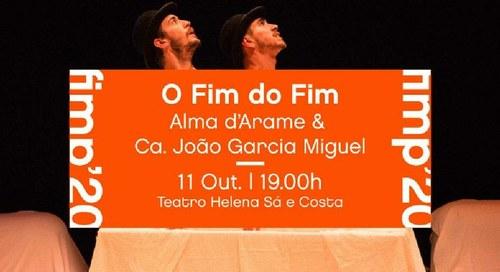 Festival internacional de Marionetas do Porto 2020 - O Fim do Fim