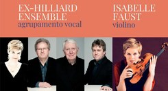 FIMPV: Concerto Ex-Hilliard Ensemble e Christoph Poppen