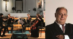 FIMPV: Concerto Quarteto Verazin e António Saiote