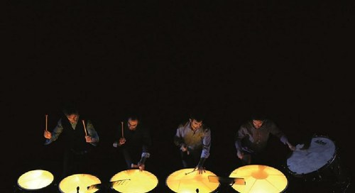 FIMPV: Drumming Grupo de Percussão
