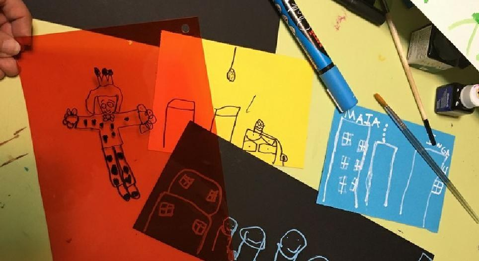 Formação de Desenho de Ilustração