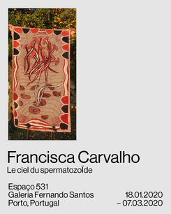Francisca Carvalho - Le ciel du spermatozoÏde
