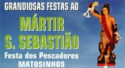 Grandiosas Festas ao Mártir S. Sebastião