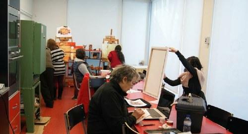 Grupo de Pintura