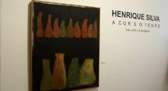 Henrique Silva - A Cor e o Tempo