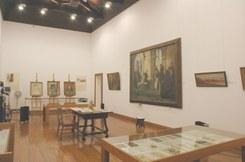 História da Pintura na Casa Oficina António Carneiro