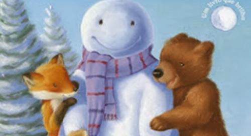 O Boneco de Neve Sorridente