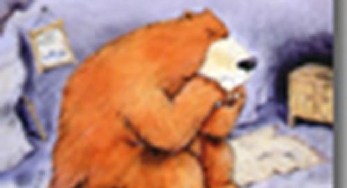 Hora do Conto - O Urso Resmungão