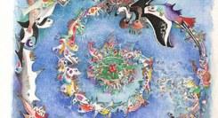 """Ilustrações do livro """"A menina do mar"""" de Sophia de Mello Breyner Andresen"""