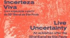Incerteza Viva: Uma Exposição a partir da 32ª Bienal de São Paulo