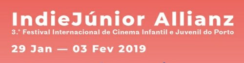 IndieJúnior Allianz - 3° Festival Internacional de Cinema Infantil e Juvenil do Porto