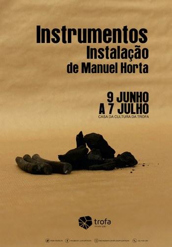 Instrumentos- Instalação de Manuel Horta