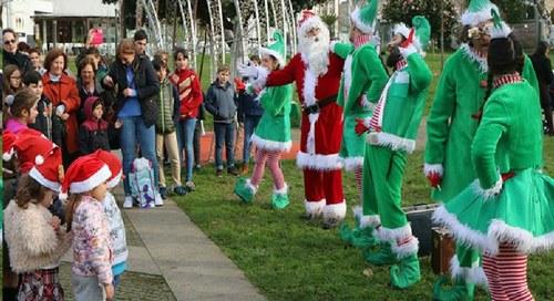 """Jardim Encantado: """"Os Elfos do Natal Passado"""""""
