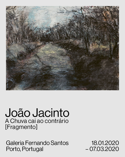 João Jacinto - A chuva cai ao contrário [Fragmento]