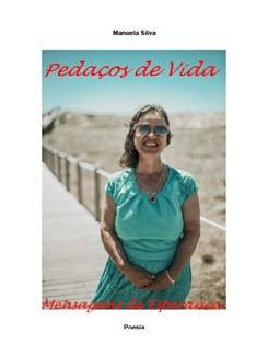 """Lançamento do livro """"Pedaços de Vida, Mensagens de Esperança"""" de Manuela Silva e Celebração do Dia Internacional da Bengala Branca"""