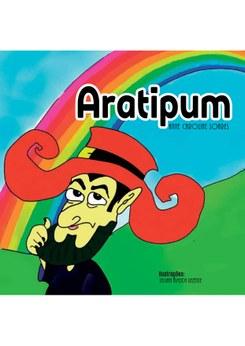 """Lançamento do livro infantil """"Aratipum"""" de Anne Caroline Soares"""