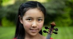 Leia Zhu com a Orquestra Clássica de Espinho