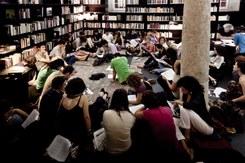 Leituras no Mosteiro