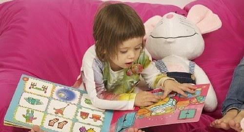 Ler antes de Ler: Bebeteca