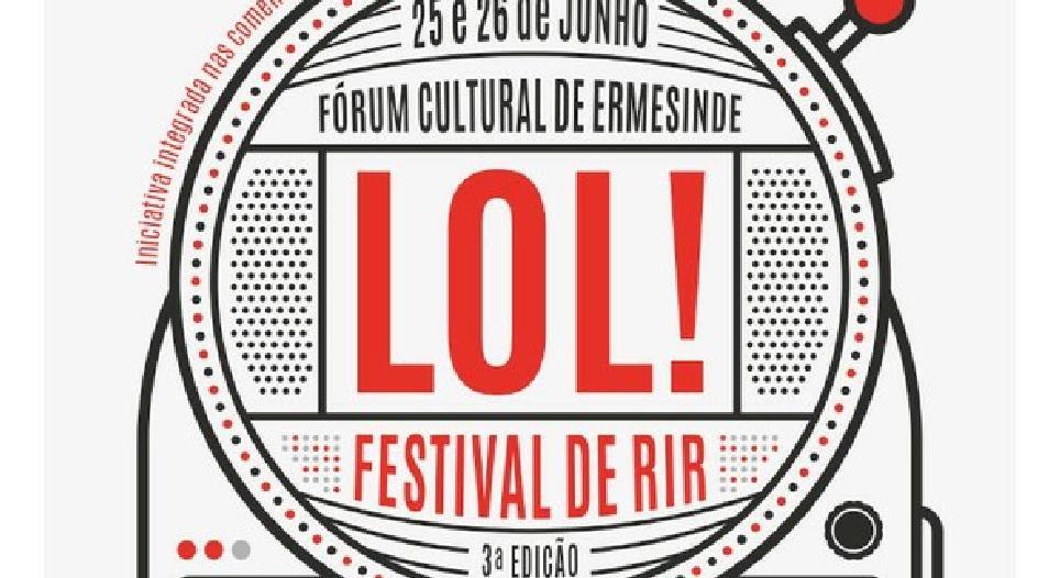 LOL - Festival de Rir