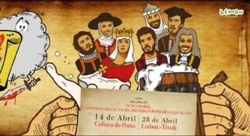 Lusitânia Comedy Club - O porquê da coisa