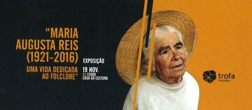 Maria Augusta Reis (1921-2016) – uma vida dedicada ao folclore