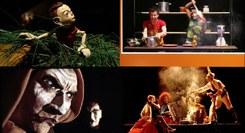 Marionetas e outras linguagens